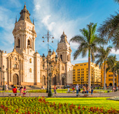 TOURISM IN LIMA