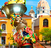 PACKAGES TO CARTAGENA